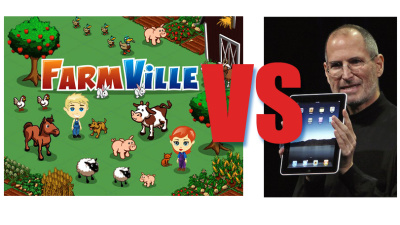 Will the Apple iPad kill Farmville?